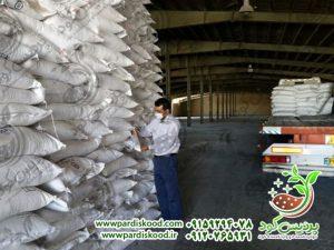 تولید کنندگان سولفات آمونیوم در ایران
